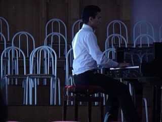 Д. Шостакович ,Прелюдия и фуга g-moll