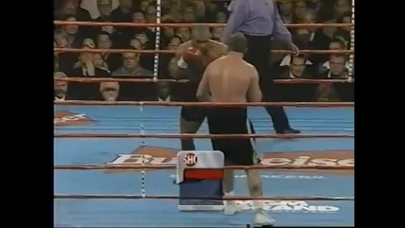Mike Tyson vs Francois Botha 1999