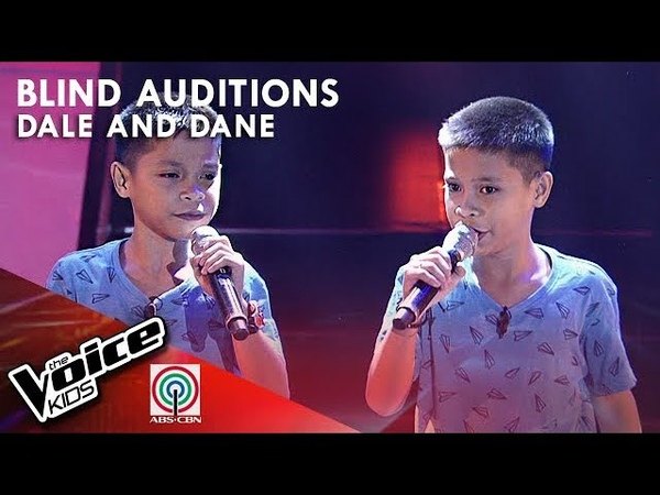 Dati by Dale and Dane Paragas The Voice Kids Philippines Blind Auditions 2019