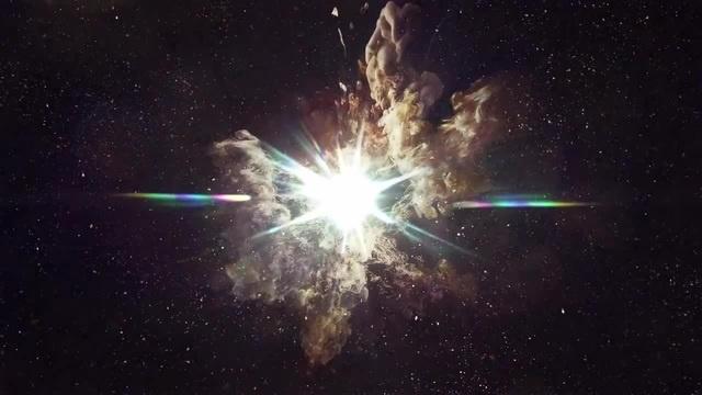 Twinkel twinkle little star / dying star / super nova