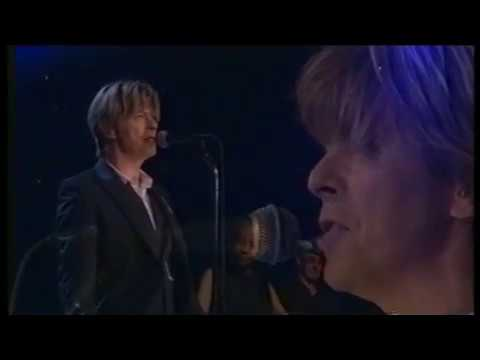 David Bowie Montreux the complete show july 18th 2002