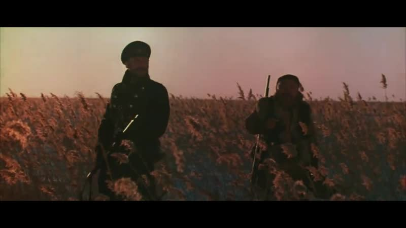 Сцена из фильма Дерсу Узала реж Акира Куросава 1975 г