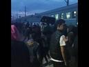 Водитель автобуса погиб при столкновении с поездом в Чемолгане