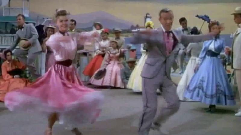 Rasputin Boney M. Dance Scenes Old Movies Mashup
