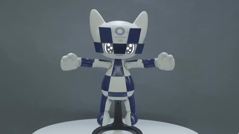 Tokyo 2020 Mascot-type Robot
