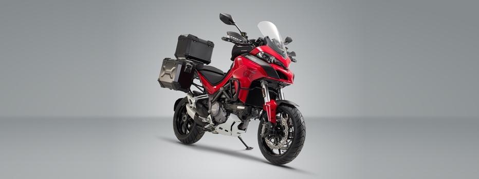 Ducati Multistrada 1260 отзывают из-за проблем с боковой подставкой