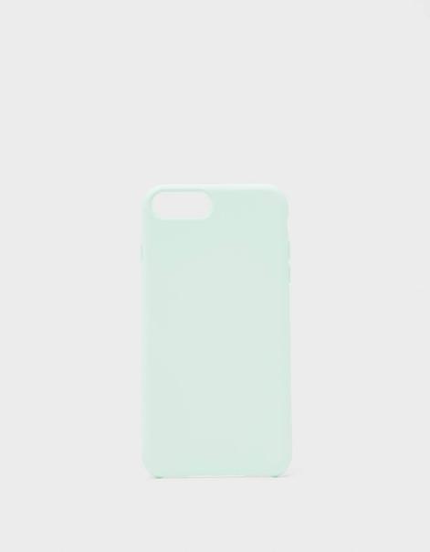 Монохромный чехол для iPhone 6Plus / 7Plus / 8Plus