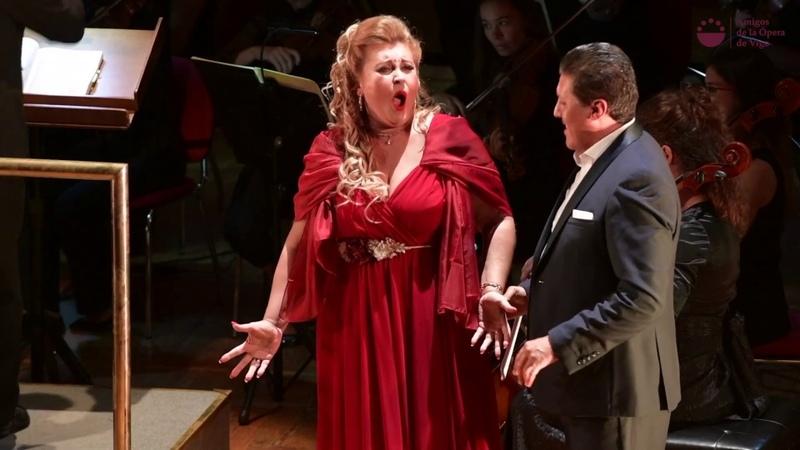 Tosca Otoño Lírico 2019 Amigos de la Ópera de Vigo
