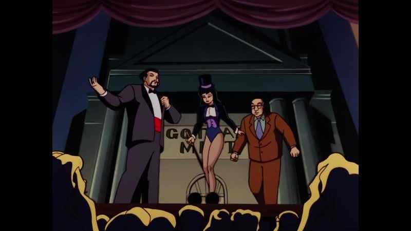 Batman Animated Series S01E54 - Zatanna