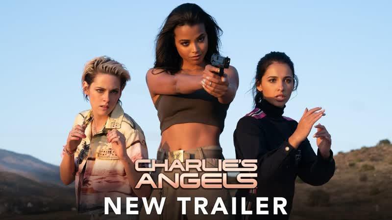 Ангелы Чарли Charlie's Angels Трейлер 2