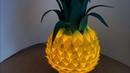 Мастер класс светильник из фоамирана АНАНАС