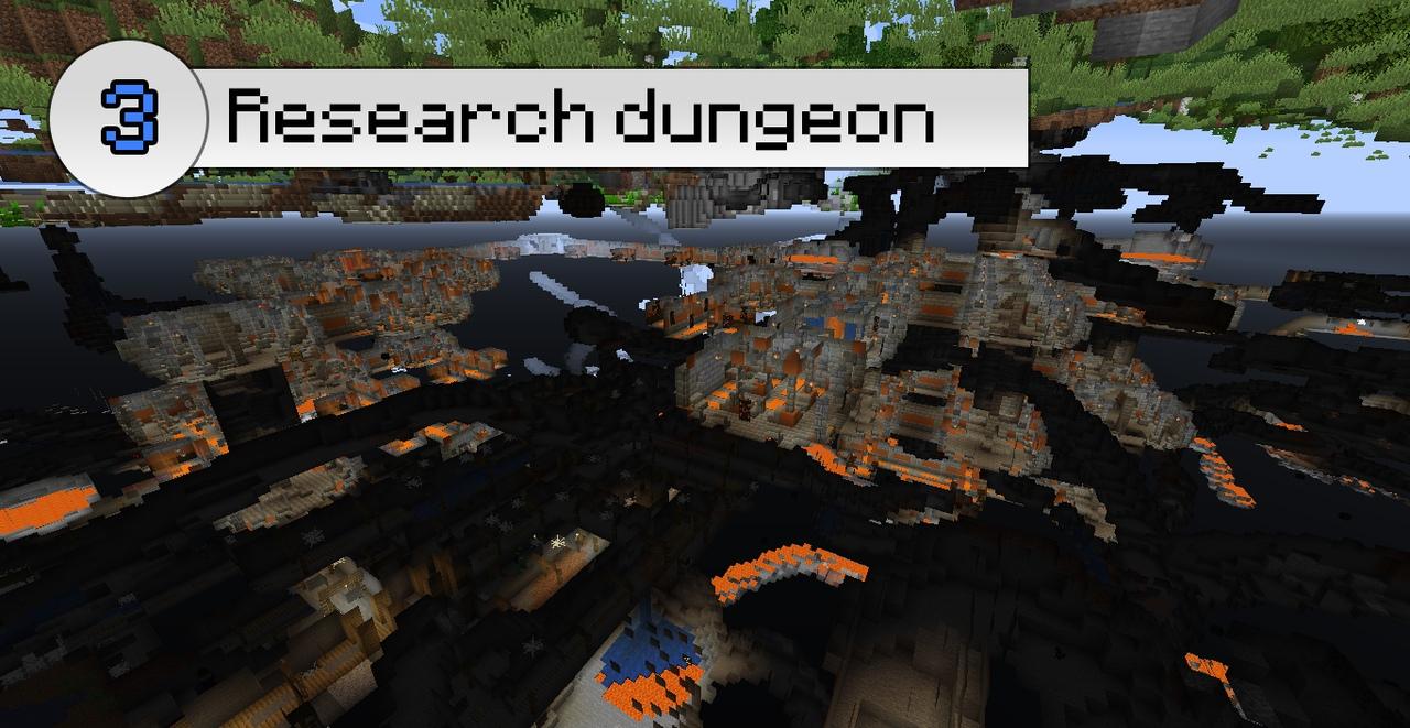 ZCBM TechnoMagic Minecraft Data Pack