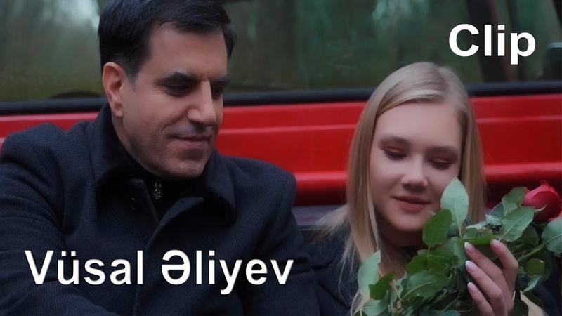 Vusal Eliyev Sen Menden Ayri Official Clip 2020