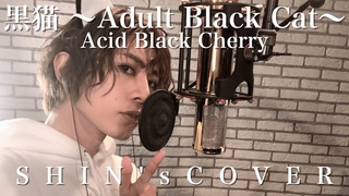 黒猫~Adult Black Cat /Acid Black Cherry