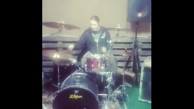 FRAM All for me Grog репетиция
