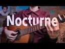 BEAUTIFUL MELODY ON The Guitar Nocturne a tribute to XXXTENTACION