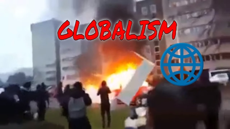 Europe is falling - Nationalism is the only cure for globalism