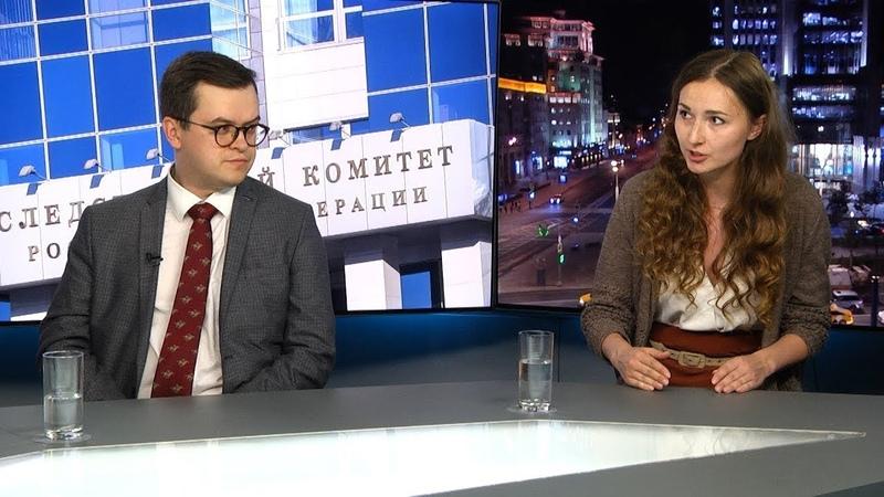 Что ищут у Навального?