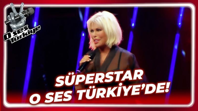 Ajda Pekkan O Ses Türkiye'de O Ses Türkiye Ajda Pekkan Özel
