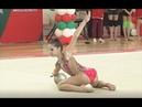 ПОЧИНОВА АЛИНА 2006 МЯЧ Ginnastica ritmica, Die künstlerische Gymnastik