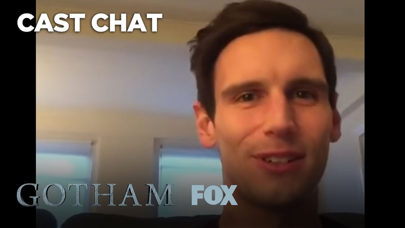 Cory Michael Smith's Facebook Live Q A Season 2 GOTHAM
