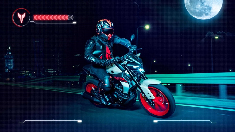 Обновленный мотоцикл Yamaha MT-125 2020 с системой VVT