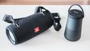 JBL Xtreme 2 vs Bose Soundlink Revolve