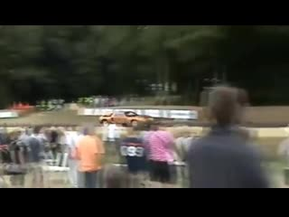 Mercedes benz c111 iid in goodwood festival of speed 4th july 2010