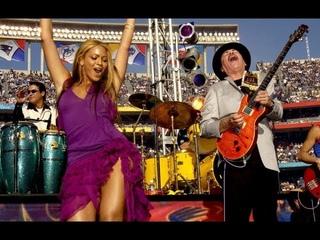 Beyoncé, Carlos Santana | Medley | Super Bowl Pre-game 2003 (feat. Michelle Branch)