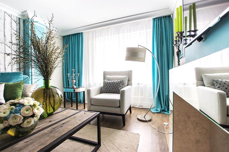 Как преобразить любую комнату с помощью штор, изображение №7