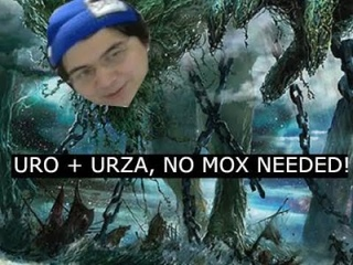 [MODERN] I 5-0 AGAIN WITH UROZA! DECK IS GREAT! URZA IS STILL BONKERS