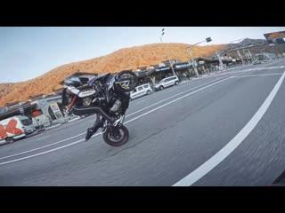 Ушел от столкновения с машиной опасная езда на мотоцикле bmw s1000rr