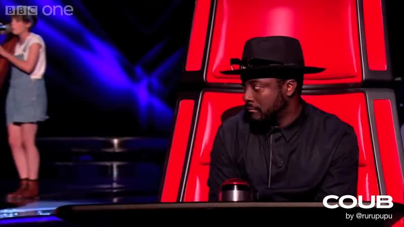 Anna McLuckie performs 'Get Lucky' by Daft Punk The Voice UK BBC