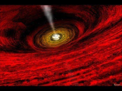 Космос наизнанку Сверхмассивные черные дыры. Discovery HD 1080