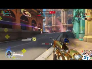 Got real tired of doomfists diving me as ana, so decided to become a doomfist myself