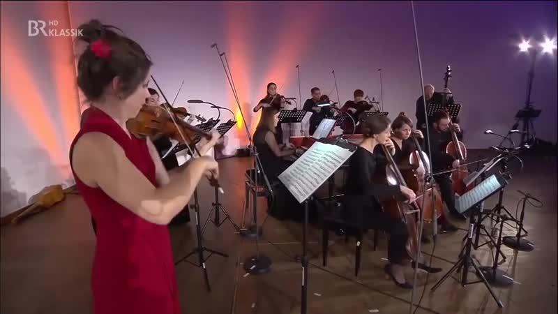 J S Bach G P Telemann J D Zelenka A Vivaldi Baroque music from Bach to Vivaldi Les Passions de l'Ame Meret Lüthi