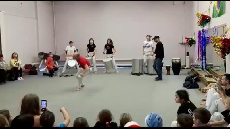 Выступление Батукады г Владимир