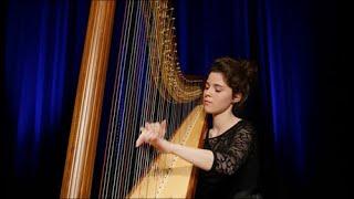 Debussy Clair de Lune Harpe H loïse de Jenlis