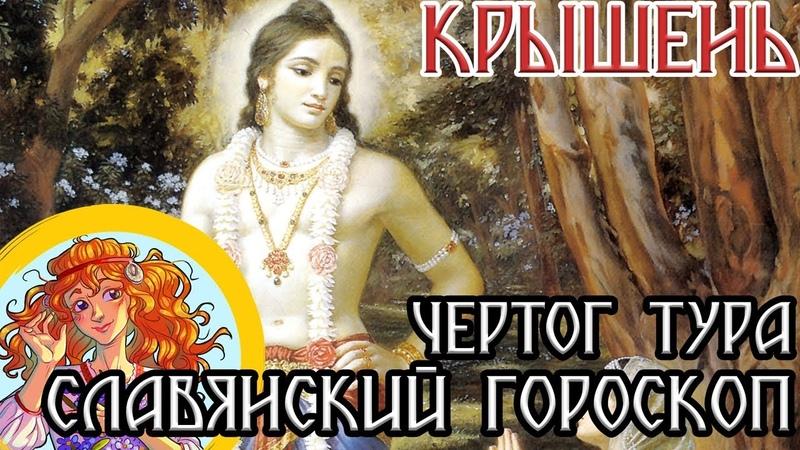 Чертог Тура - Крышень - Славянский календарь (гороскоп) (FoxyMix)