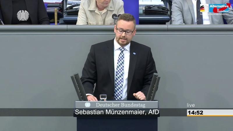 Wir lehnen Vermischung von Asylpolitik und Arbeitsmigration ab Sebastian Münzenmaier