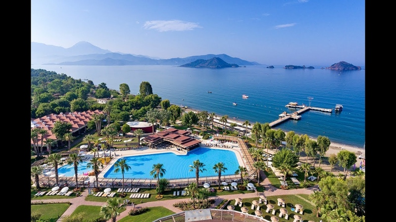 Club Tuana Hotel Fethiye in Turkey