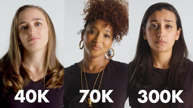 Women with Different Salaries on What They Spend on a Night Out   Glamour vk.comtopnotchenglish