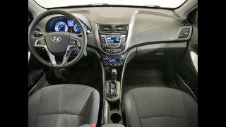 Hyundai Solaris I Рестайлинг 1.6 AT (123 л.с.) 2014 г.