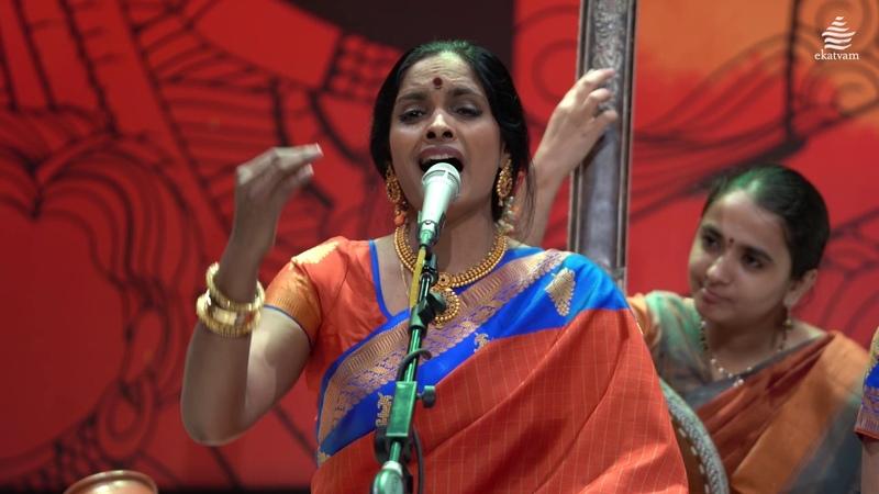 Ragam Tanam Pallavi Vasantha Tishra Ata dwi Nadai
