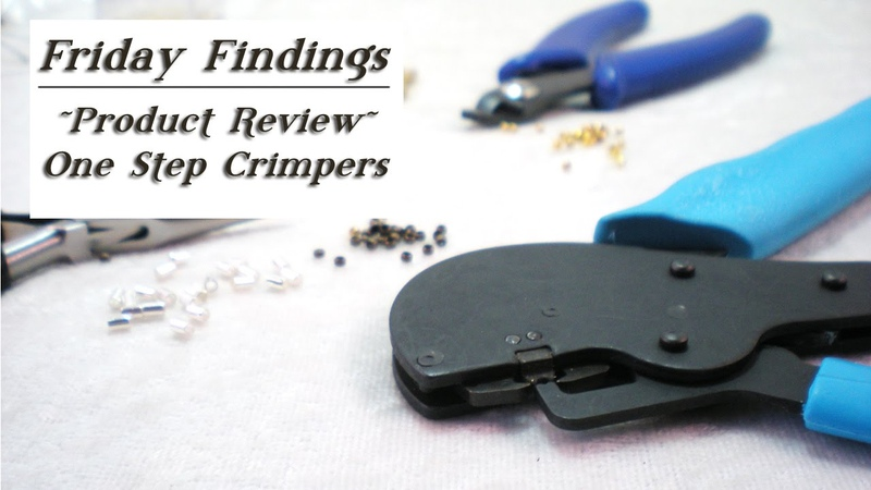 Make Quick Easy Crimps With the One Step Crimper Crimping Tool-Friday Findings