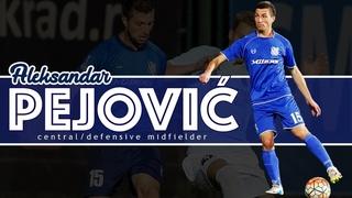 Aleksandar Pejović ● FK Mladost Lučani ● Central/Defensive Midfielder ● Highlights