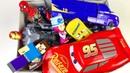 Игрушки Машинки Тачки Маквин Железный Человек Хот Вилс Стив Лего Человек Паук