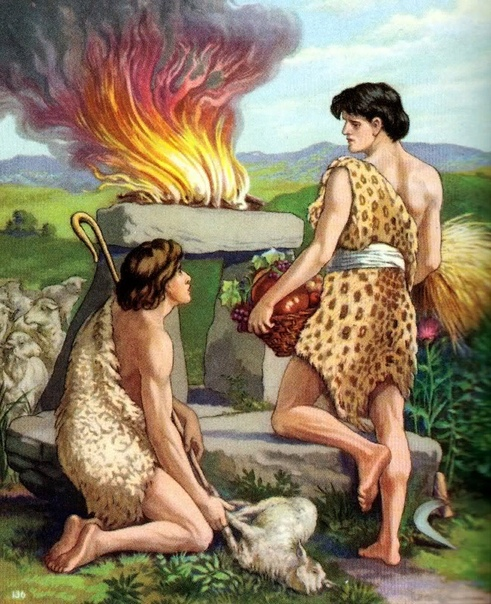 Каин и Авель: легенда о братьях и история первого убийства