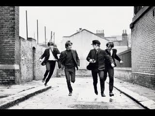 Вечер трудного дня / Ночь после трудного дня / Битлз  A Hard Day's Night / The Beatles. 1964 Перевод Юрий Живов. VHS