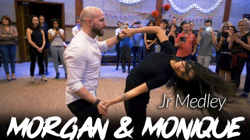 Morgan Monique DJ Selphi JR Medley Bachata Sensual